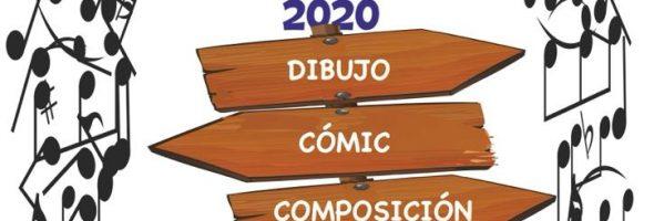 Concursos de Santa Cecilia 2020